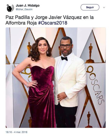 Memes De Los Oscars - los memes de los oscar 2018 llevan a jorge javier hasta hollywood