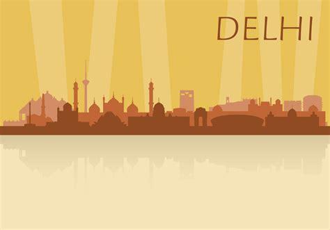 new free delhi skyline free vector stock graphics