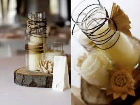 Rustic Wedding Decorations Diy Diy Rustic Wedding Centerpiece Ideas