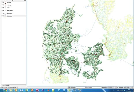 qgis pgrouting tutorial qgis calculating many shortest paths with pgrouting