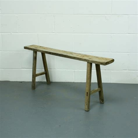 short wooden bench rustic small wooden pig bench lovely and company
