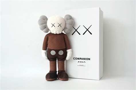Clean Pop Limited vinyl pulse kaws x clean slate collection