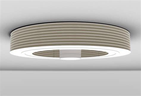 exhale le ventilateur sans pales mais avec vortex diisign
