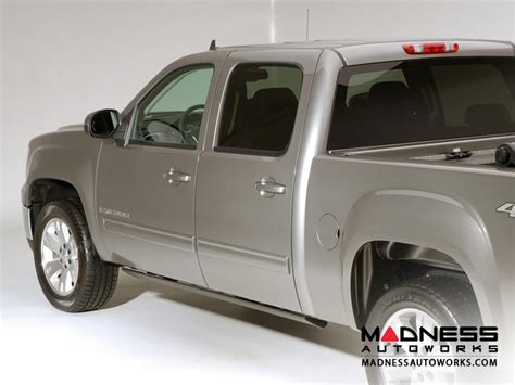 Power Lifier Gmc gmc 1500 2500 3500 power step by research black anodized madness autoworks