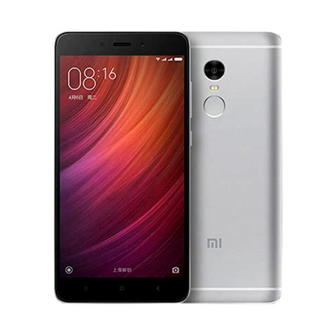 blibli xiaomi redmi note 4 jual xiaomi redmi note 4 smartphone grey 64gb 3gb