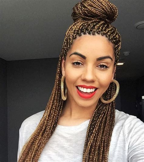 whats new in braided hair styles single braids hairstyle tag fashion diva design