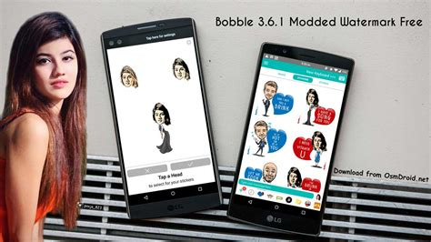 Bobble App Stickers And Comics