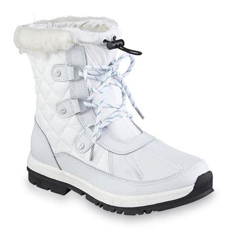 macy s paw boots upc 840627179907 bearpaw s bethany white winter