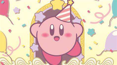 Plenty Of Kirby Anniversary Celeb Ion Themesming To