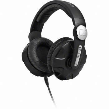 Headphone Sennheiser Hd 215 sennheiser hd 215 ii on ear headphones