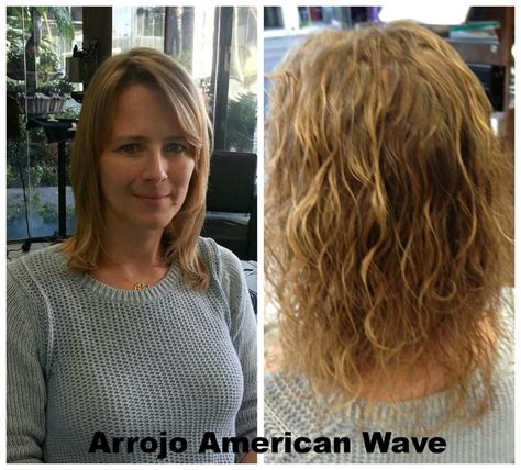 difference between a beach wave perm and the american wave perm arrojo american wave perm yelp