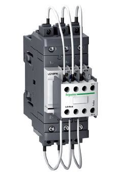 what is capacitor duty contactor capacitor duty contactor 60 kvar 1no 2nc lc1dwk c schneider