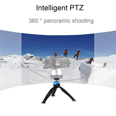 Mini Tripod 360 Derajat Ballhead Rotasi For Gopro Xiaomi Yi Smartphone puluz pocket mini tripod mount with 360 degree for smartphones gopro dslr cameras