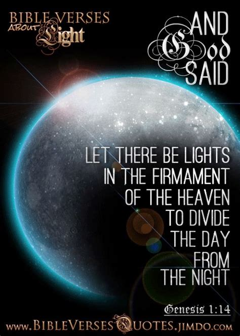 let there be light bible verse 72 best images about bible verse quotes on