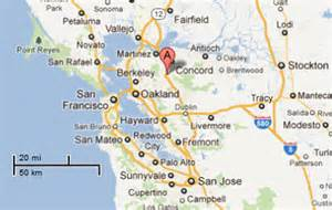 walnut california map sighting reports 1999