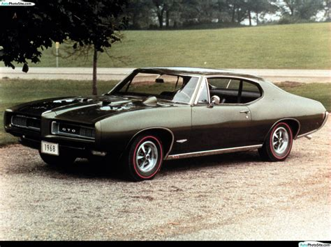 pontiac gto by year there s always one that s here to up the program