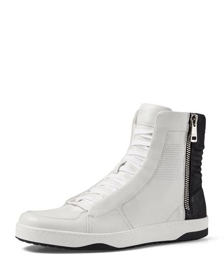 black and white gucci sneakers gucci glitter web low top sneaker aegento