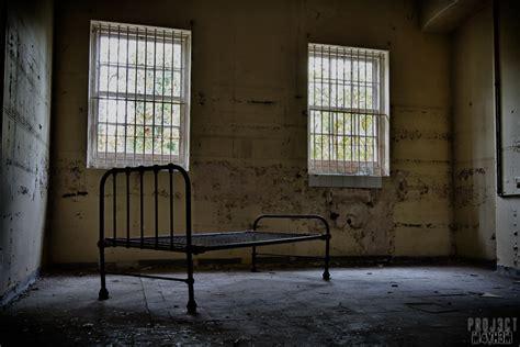 Asylum Room by Urbex Severalls Mental Hospital Colchester October