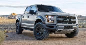Ford F 150 Raptor Used 2017 Ford F 150 Raptor Is Ready To Take The Road Less Traveled