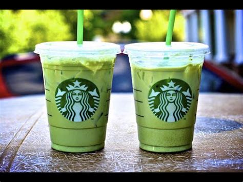 Teh Di Starbucks resipi teh hijau ala ala starbucks resipi makanan
