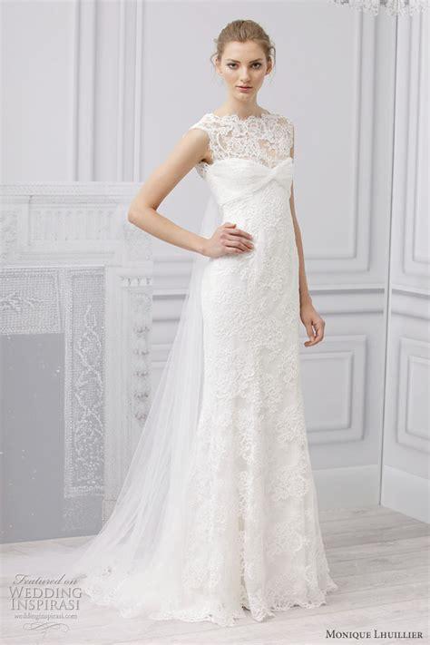monique lhuillier bridal monique lhuillier bridal spring 2013 wedding dresses