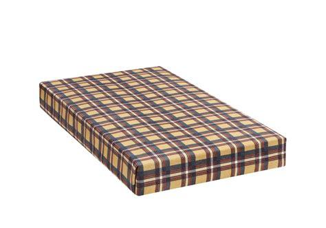 overstock mattress and beds springwall 174 foam bunkie twin mattress evansville