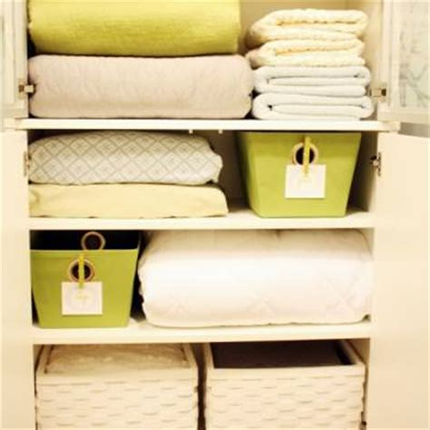 Tips To Create Beautifully Functional Linen Storage