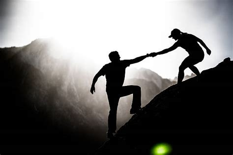 7 Ways To Help Someone With An Addiction by A Helping Pictures Images And Stock Photos Istock