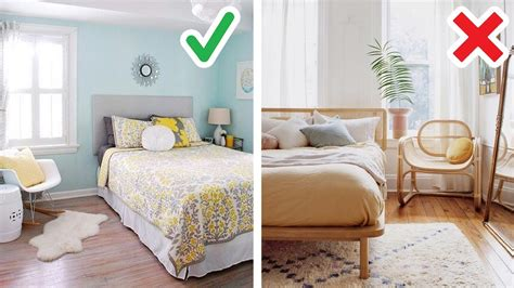 20 smart ideas how to make small bedroom look bigger youtube
