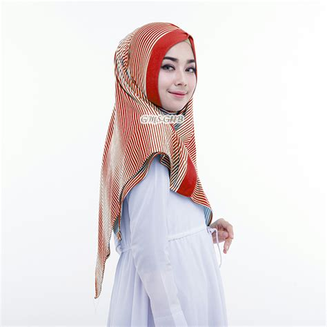 Jilbab Instan Gradasi jilbab instan terbaru jilbab instan pashmina salur