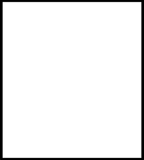 Black Outline Square by Outline Of A Square Clipart Best