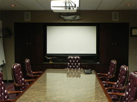 conference room projector capitol audio projector installation projector screen install tx