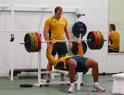 rugby players bench press a guide to rugby strength and conditioning rugby world