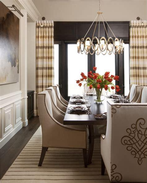 Luxury Home Interior Design hamptons inspired luxury home dining room robeson design