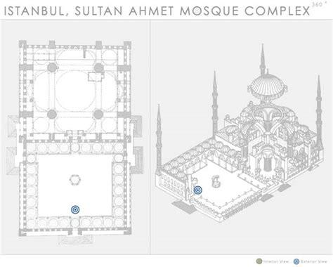blue mosque floor plan blue mosque plan www imgkid the image kid has it