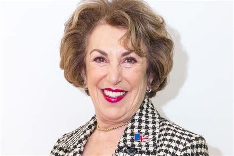 Lie On The Bed Edwina Currie On How She Met Her Husband And What She