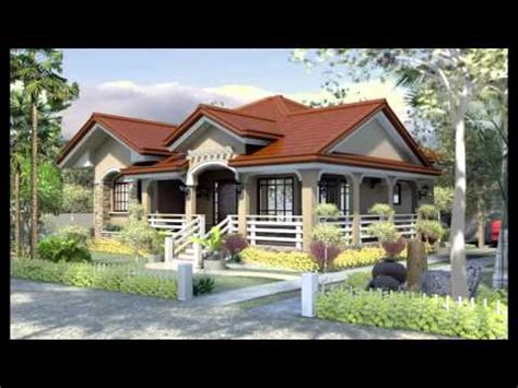House Designs And Floor Plans In Kerala by Modern Bungalow House Designs Bungalow Home Plans