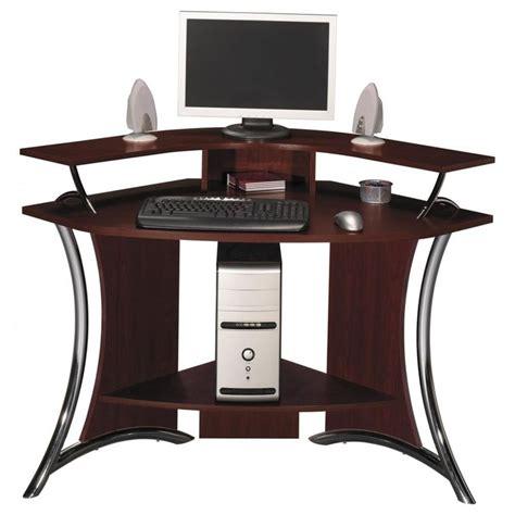 Solid Wood Corner Computer Desk Fabulous Corner Computer Desks For Home Office Furniture Modern Solid Wood Corner Computer