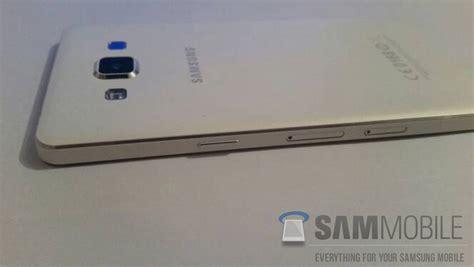 Samsung Galaxy A5 samsung galaxy a5 a500f leaks in photos