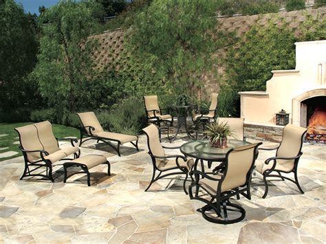 mallin outdoor patio furniture oasis outdoor of