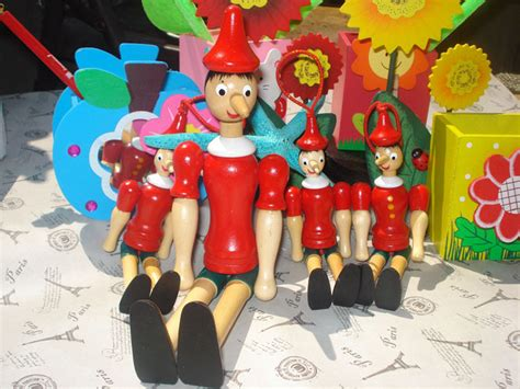 anime gifts for christmas new pinocchio doll wooden gifts one 25cm anime decoration character