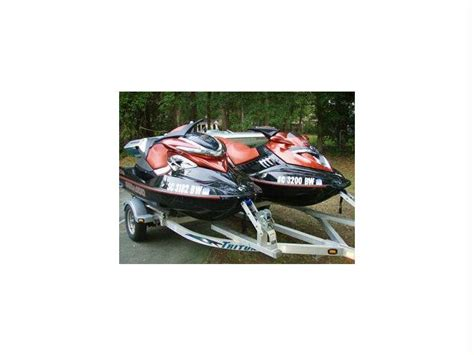 sea doo boat 500 hp sea doo rxp 215 hp jetski x2 in port de matar 243 jet skis
