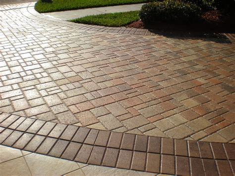 How To Seal Patio Pavers Pro Paver Clean And Seal Seminole Fl 33778 Angies List