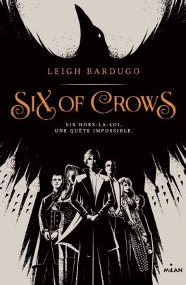 libro six of crows book six of crows tome 1 livre de leigh bardugo