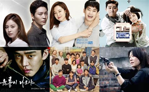 film drama korea november 2015 the 10 dramas of 2015 that earned the highest viewer