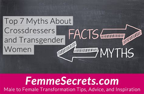 7 Common Myths About Birth by Top 7 Myths About Crossdressers And Transgender