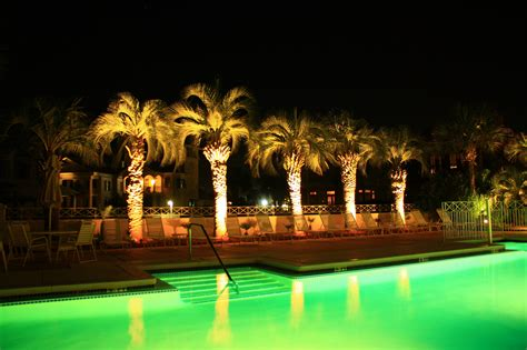 landscape lighting installation commercial landscape lighting panama city sandestin