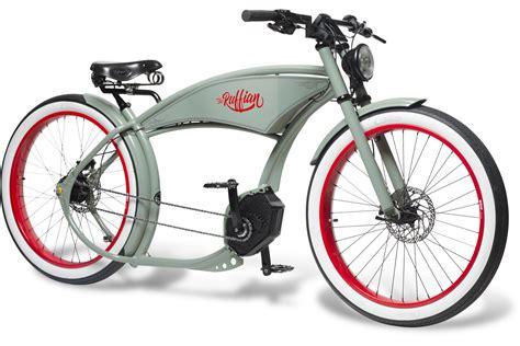 E Bike Cruiser ruff cycles the ruffian und mehr cruiser e bikes bei