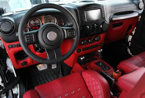 Custom Jeep Interior Deamau5 Custom Jeep Interior Deadmau5 Custom Jeep Las