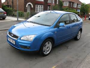 2007 ford focus hatchback ii pictures information and